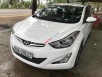 Bán ô tô Hyundai Elantra GLS sản xuất 2014, màu trắng, nhập khẩu nguyên chiếc