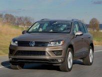 Cần bán xe Volkswagen Touareg E năm 2018, màu xám, nhập khẩu chính hãng