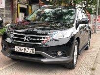 Bán Honda CR V 2.0 sản xuất năm 2014, màu đen
