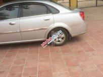Cần bán Daewoo Lacetti Ex sản xuất năm 2004, màu bạc