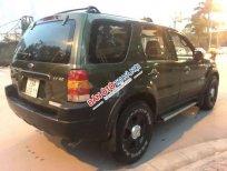 Cần bán xe Ford Escape 3.0 đời 2002, màu đen số tự động, 168 triệu