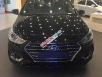 Hyundai Lê Văn Lương - bán Hyundai Accent 2018 màu đen, tặng phụ kiện 18tr