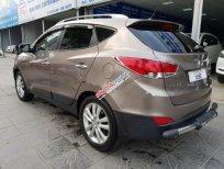 Bán lại xe Hyundai Tucson 2.0AT đời 2010, màu nâu, nhập khẩu