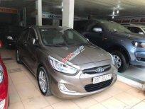 Cần bán lại xe Hyundai Accent Blue năm sản xuất 2014, màu nâu, nhập khẩu, 475 triệu