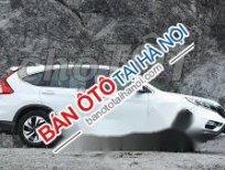 Cần bán lại xe Honda CR V 2.0 sản xuất 2015, màu trắng, giá chỉ 860 triệu