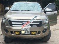Cần bán xe Ford Ranger AT đời 2015 chính chủ, màu vàng cát, 535tr