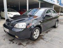 Cần bán xe Daewoo Lacetti EX sản xuất năm 2005, màu đen, giá 179tr