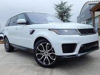 Cần bán LandRover Range Rover SPort HSE 2018, màu trắng, xe nhập