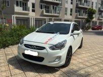 Bán Hyundai Accent 1.4 đời 2012, màu trắng, nhập khẩu