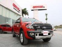Cần bán lại xe Ford Ranger 3.2AT sản xuất 2014, màu đỏ, nhập khẩu giá cạnh tranh