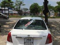 Chính chủ bán Daewoo LacettI MT sản xuất 2005, màu trắng