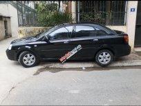Bán Daewoo Lacetti MT sản xuất 2005, màu đen chính chủ, 166 triệu