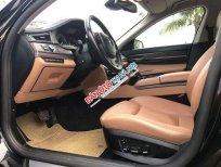 Bán BMW 7 Series 740Li năm sản xuất 2009, màu đen, nhập khẩu nguyên chiếc