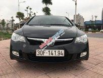Bán Honda Civic 2.0 đời 2007, màu đen chính chủ, giá tốt