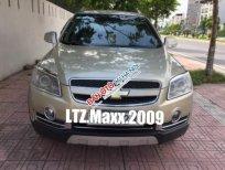 Bán Captiva LTZ-Maxx Fom mới, số tự động SX T12/2009, BS Hà Nội