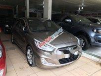 Cần bán gấp Hyundai Accent 1.4 năm 2014, màu nâu