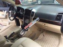 Cần bán xe Chevrolet Captiva LTZ đời 2009, màu đen