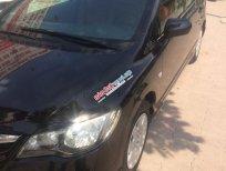 Bán xe Honda Civic 1.8 MT sản xuất năm 2010, màu đen chính chủ