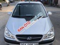 Chính chủ bán Hyundai Getz 1.4AT sản xuất 2009, màu bạc, xe nhập