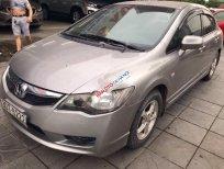 Cần bán xe Honda Civic 1.8 MT năm 2009, màu bạc, giá tốt