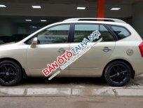 Chính chủ bán lại xe Kia Carens 2.0AT năm 2012, màu vàng cát