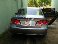 Bán Honda Civic 1.8 MT 2007, màu xám