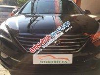 Cần bán xe Hyundai Sonata AT đời 2014, màu đen
