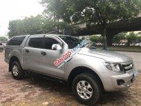 Cần bán gấp Ford Ranger XLS đời 2013, màu bạc chính chủ