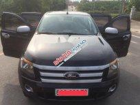 Bán Ford Ranger XLS AT đời 2014, màu đen như mới, giá tốt