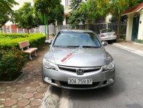 Cần bán Honda Civic 2.0 2007, màu bạc