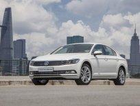Bán xe Volkswagen Passat E đời 2018, màu trắng, xe nhập