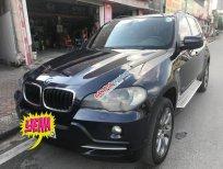 Bán xe BMW X5 3.0 máy dầu đời 2007, màu đen, xe nhập