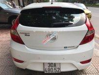 Cần bán lại xe Hyundai Accent Blue đời 2015, màu trắng, nhập khẩu nguyên chiếc như mới, giá chỉ 475 triệu