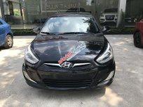 Cần bán Hyundai Accent BLUE năm 2013, màu đen, nhập khẩu, 435 triệu