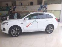 Cần bán Chevrolet Captiva AT đời 2018, màu trắng, tặng gọi phụ kiện 10 triệu, hỗ trợ vay lãi suất thấp