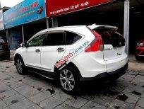 Bán Honda CR V 2.4AT 2013, màu trắng