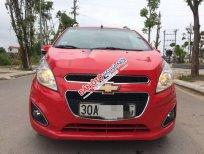 Cần bán gấp Chevrolet Spark LTZ năm sản xuất 2015, màu đỏ chính chủ, 270 triệu