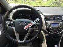 Auto bán xe Hyundai Accent Blue 1.4AT đời 2014, màu trắng