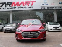 Cần bán xe Hyundai Elantra GLS 1.6 MT 2016, màu đỏ, 525 triệu