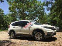 Cần bán xe Honda CR V 2.0 đời 2015, màu trắng chính chủ, giá tốt