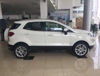 Cần bán xe Ford EcoSport 1.5L titanium 2018, màu trắng, giá tốt