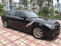 Bán xe BMW 5 Series 530i sản xuất 2007, màu đen, xe nhập