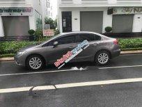 Bán ô tô Honda Civic 2.0AT đời 2012, màu xám chính chủ, giá tốt