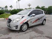 Bán Daewoo Matiz Groove đời 2010, màu bạc, nhập khẩu số tự động, giá chỉ 236 triệu