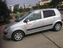Cần bán Hyundai Getz 1.1 năm 2008, màu bạc, xe nhập