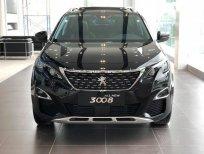 Bán xe Peugeot 3008 All New sản xuất năm 2019, màu đen tặng 01 năm bảo hiểm thân vỏ