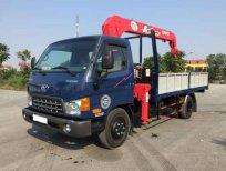 Cần bán xe hyundai 8 tấn gắn cẩu unic 3 tấn 4 đốt lọt thùng 6.2m giá ưu đãi