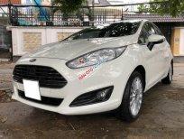 Bán xe Ford Fiesta 1.0AT Ecoboost 2018, màu trắng
