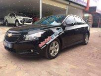 Cần bán Chevrolet Cruze LS 2014, màu đen, giá tốt