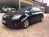 Cần bán gấp Chevrolet Cruze năm 2014 màu đen, giá tốt